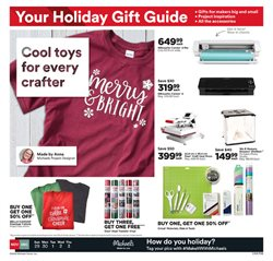 Home & Furniture offers in the Michaels catalogue in Victoria BC ( Expires tomorrow )