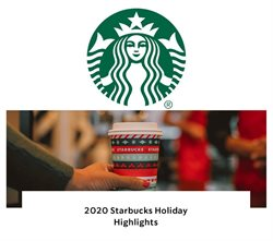 Starbucks catalogue in Victoria BC ( 29 days left )