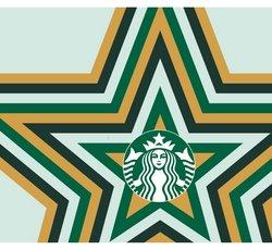 Restaurants deals in the Starbucks catalogue ( 7 days left)