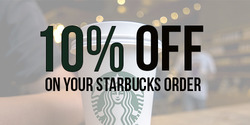 Starbucks deals in the Vancouver flyer