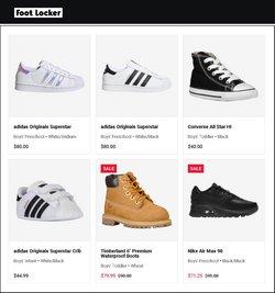 Adidas deals in the Foot Locker catalogue ( 4 days left)