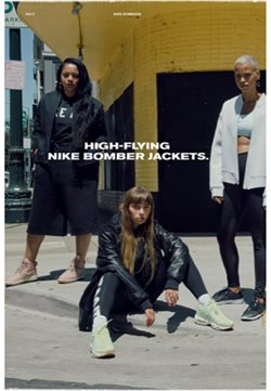 Sport offers in the Nike catalogue in Montreal