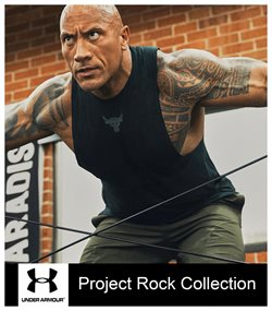 Under Armour catalogue ( More than a month )