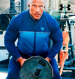 Under Armour catalogue ( Expires today )