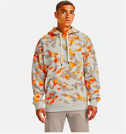 Sport offers in the Under Armour catalogue ( 28 days left )