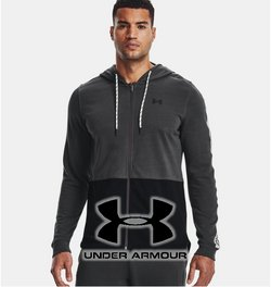 Under Armour deals in the Under Armour catalogue ( Expires today)