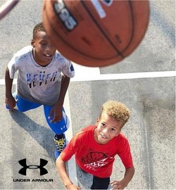 Sport deals in the Under Armour catalogue ( Expires today)
