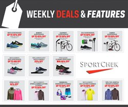 Sport offers in the Sport Chek catalogue in Toronto