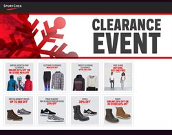 New Sudbury Centre offers in the Sport Chek catalogue in Sudbury