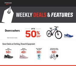 Sport offers in the Sport Chek catalogue in Bolton