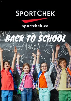 Sport Chek catalogue ( 12 days left )