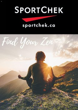 Sport Chek catalogue ( 18 days left)
