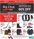 Sport Chek catalogue ( Expires tomorrow )