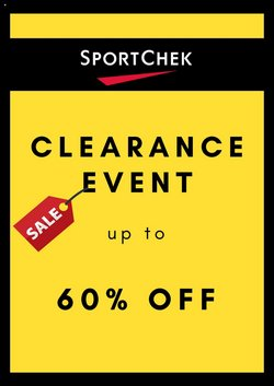 Sport Chek catalogue ( 3 days left )