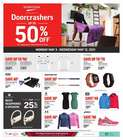 Sport offers in the Sport Chek catalogue in Toronto ( 2 days left )