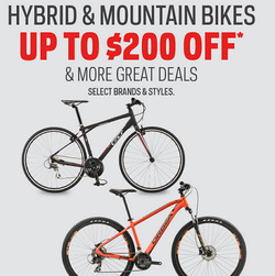 Sport Chek deals in the Toronto flyer