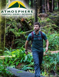 Sport deals in the Atmosphere catalogue ( Expires today)