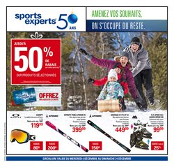 Intersport deals in the Montreal flyer