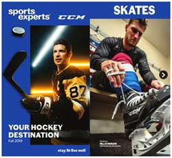 Sport offers in the Sports Experts catalogue in Saint-Georges