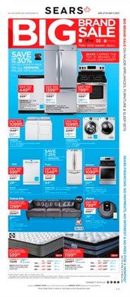 Sears deals in the Winnipeg flyer
