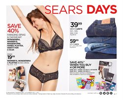 Sears deals in the Hamilton flyer