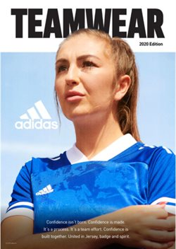 Sport offers in the Adidas catalogue in Montreal ( More than a month )