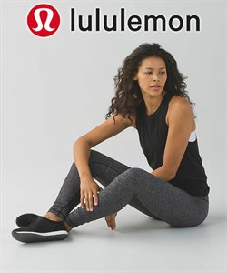 Lululemon deals in the Toronto flyer