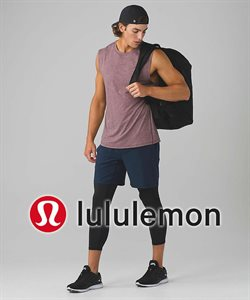 Sport offers in the Lululemon catalogue in Hamilton