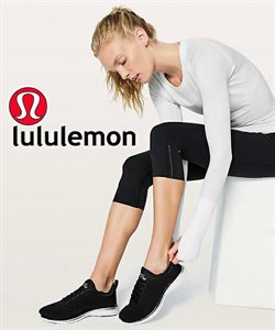 Sport offers in the Lululemon catalogue in Gatineau