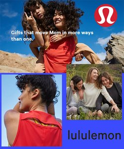 Sport deals in the Lululemon catalogue ( Expires tomorrow)