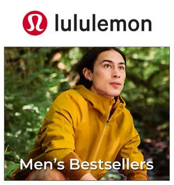 Lululemon deals in the Lululemon catalogue ( 30 days left)