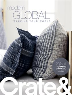 Crate & Barrel deals in the Vancouver flyer