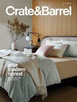 Crate & Barrel catalogue ( Expired )