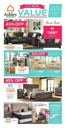 Ashley Furniture catalogue ( 1 day ago )