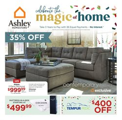 Ashley Furniture catalogue ( Expired )