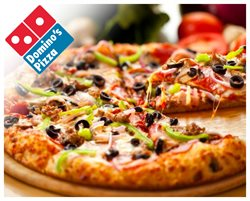 Domino's Pizza deals in the Montreal flyer