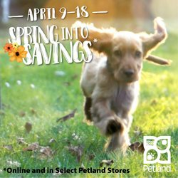 Grocery offers in the Petland catalogue ( 2 days left )