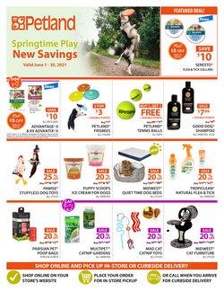 Petland deals in the Petland catalogue ( 14 days left)