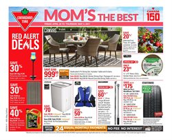 Canadian Tire deals in the Vancouver flyer