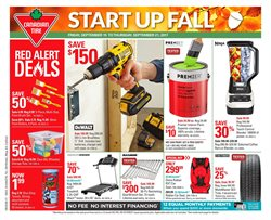 Canadian Tire deals in the Sudbury flyer