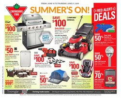 Home & furniture offers in the Canadian Tire catalogue in Ottawa
