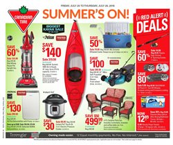 Canadian Tire deals in the Bolton flyer