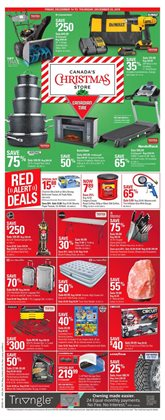 Canadian Tire deals in the Cornwall flyer