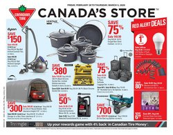 Garden & DIY offers in the Canadian Tire catalogue in Calgary ( 1 day ago )