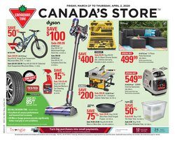 Canadian Tire catalogue ( 1 day ago )