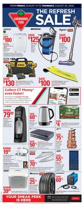 Canadian Tire catalogue in Calgary ( Published today )