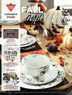 Garden & DIY offers in the Canadian Tire catalogue in Montreal ( 1 day ago )