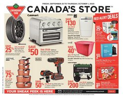 Halloween deals in the Canadian Tire catalogue ( 1 day ago)