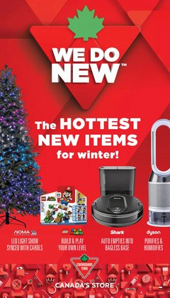 Sales deals in the Canadian Tire catalogue ( 28 days left)