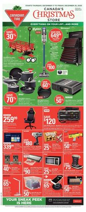 Canadian Tire catalogue ( Expired )